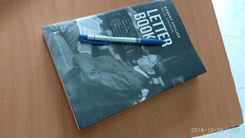 letterbook - Thư bán hàng đỉnh cao