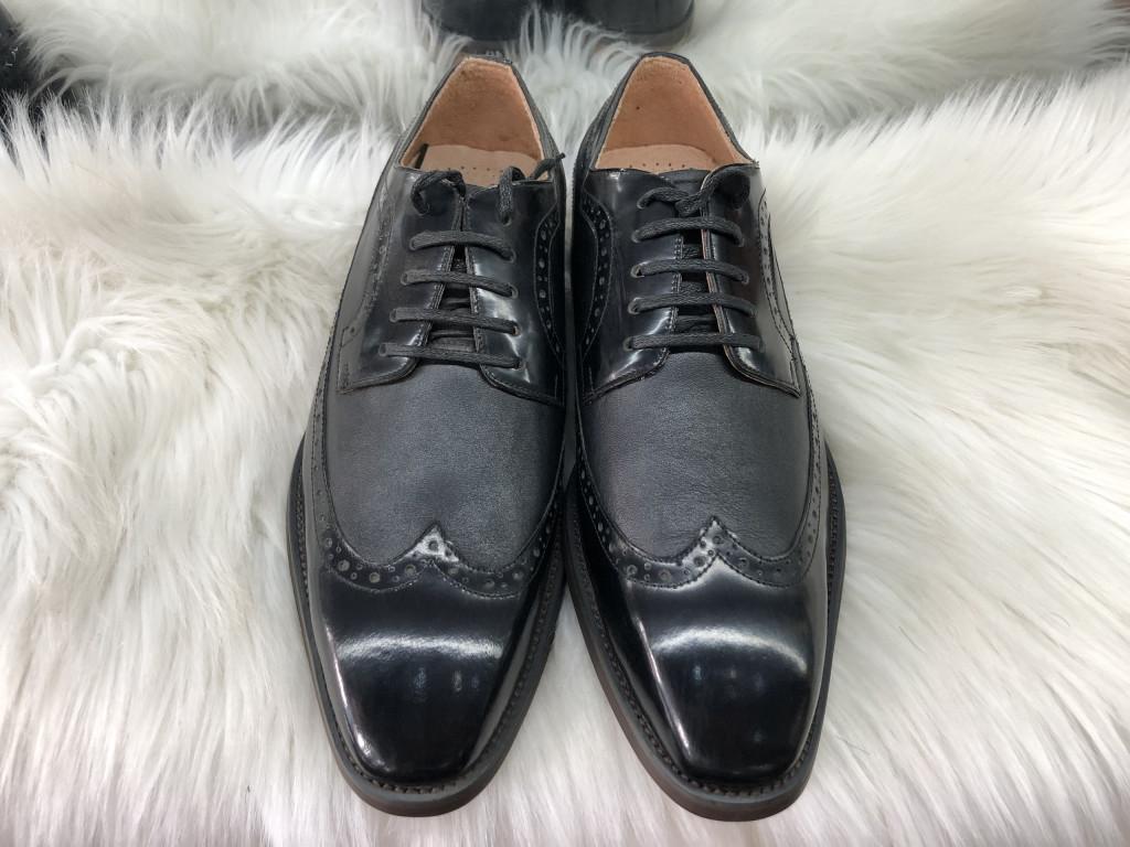 Giày Hn072 đen 40