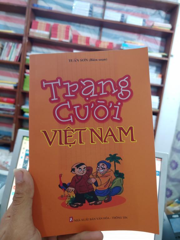 Trạng cười Việt Nam