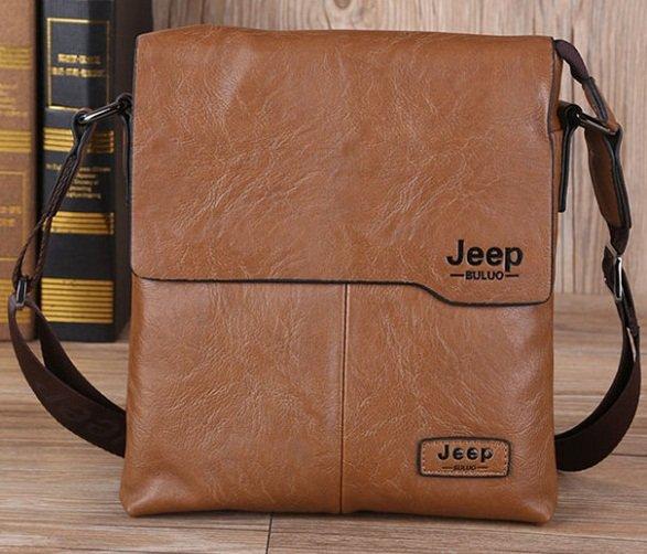 Túi Da Đeo Chéo Jeep 9006
